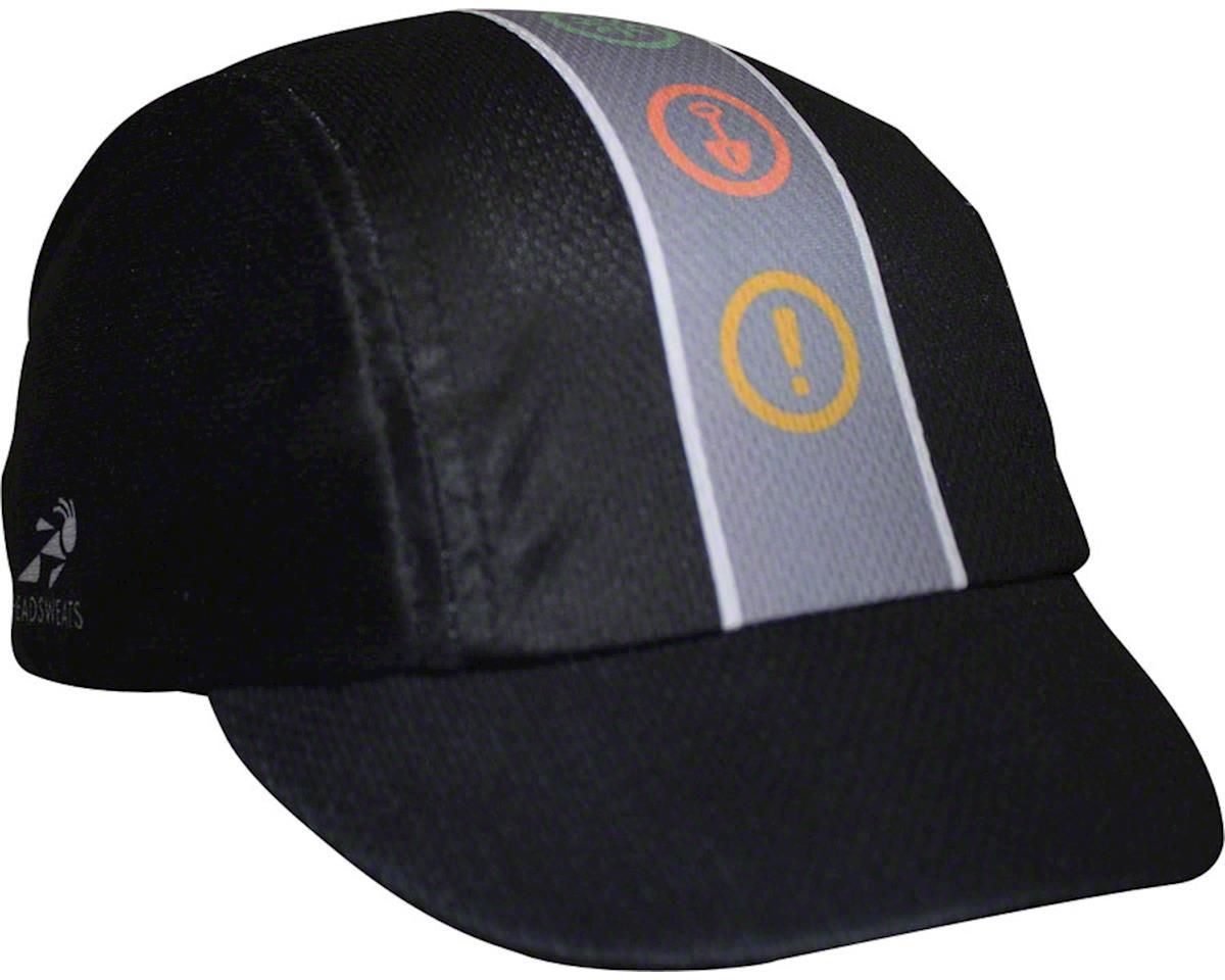 Headsweats IMBA Cycling Cap (Black)