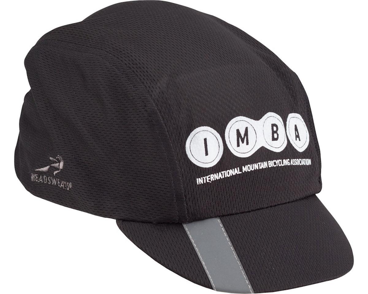 Headsweats IMBA Reflective Cycling Cap (Black)