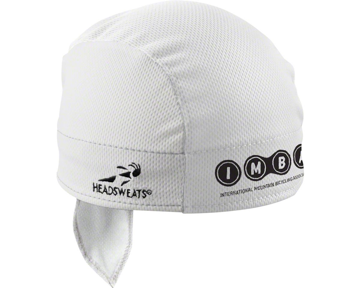 Headsweats IMBA Shorty Headband (White)