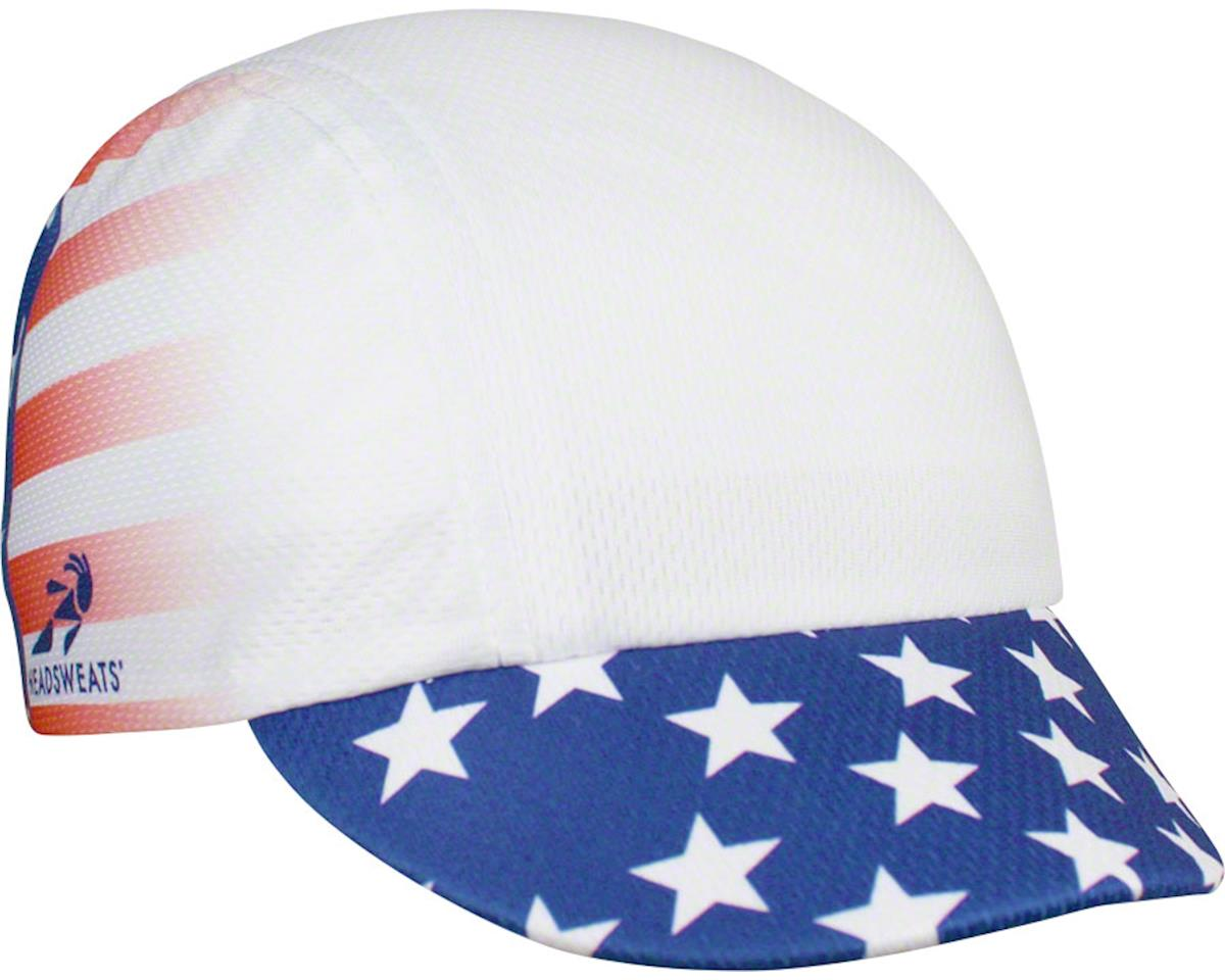 Headsweats Cycling Cap Eventure Knit (Stars & Stripes)