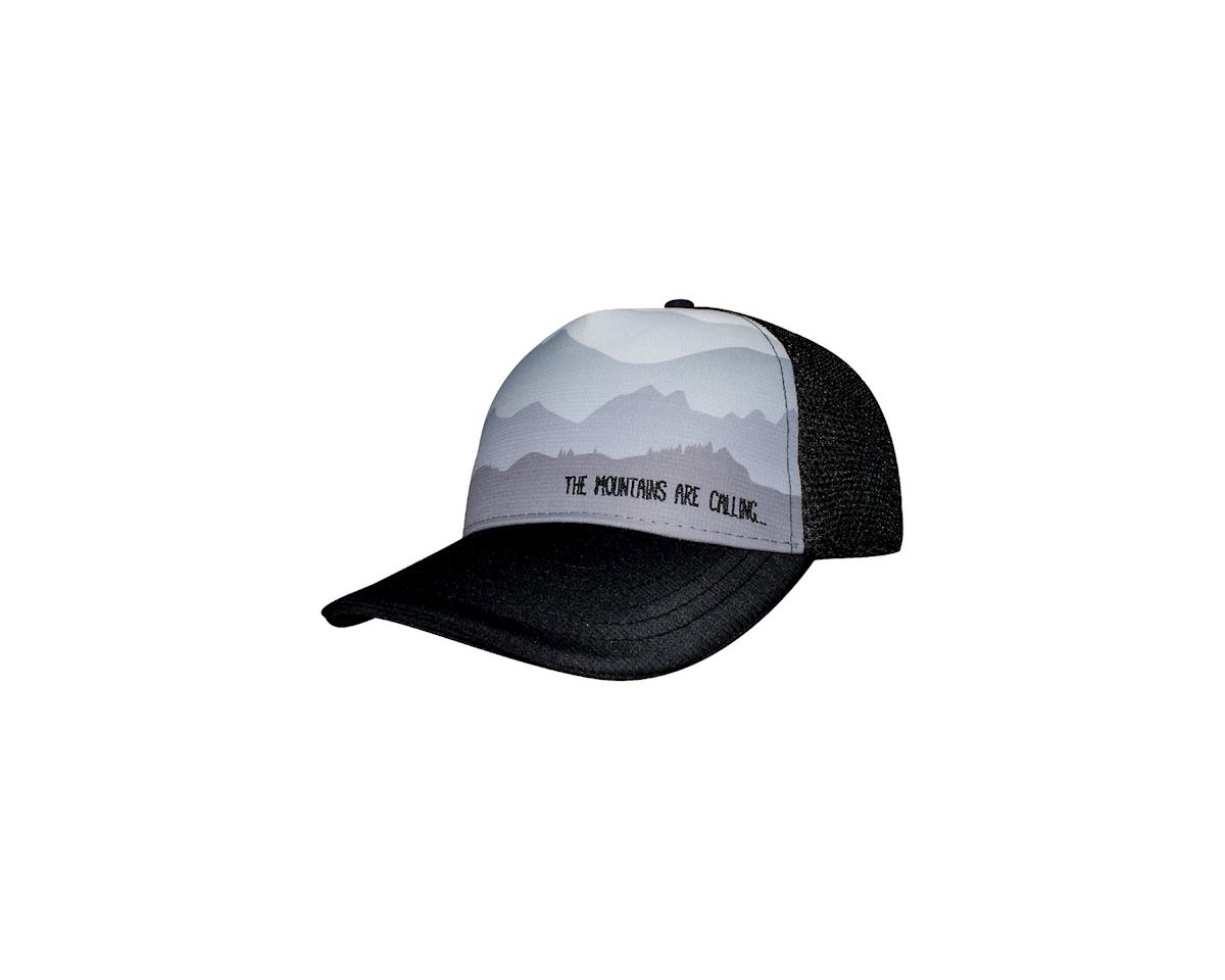 Headsweats Misty Morning 5-Panel Hat (Black)