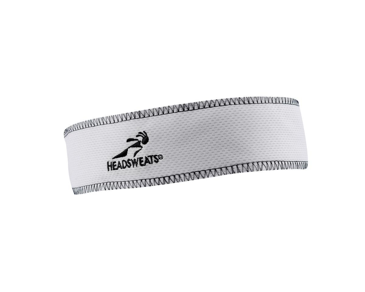 Headsweats Eventure Topless Headband: One Size White