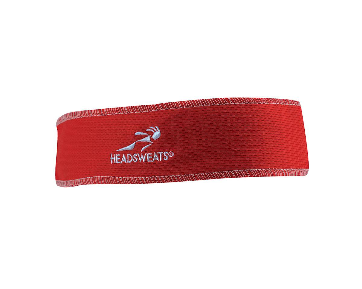 Eventure Topless Headband: Red One Size