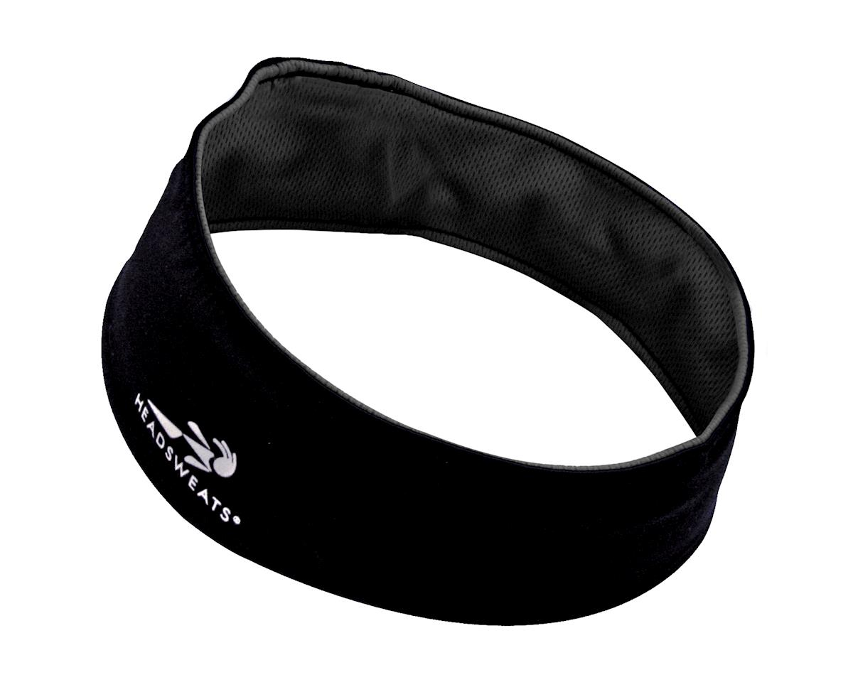 Headsweats Ultra Tech Headband: Black
