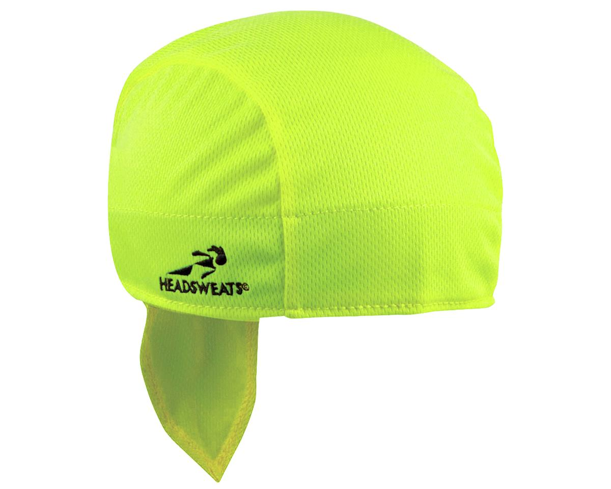 Headsweats Super Duty Shorty Cycling Cap Blue One Size Vélo