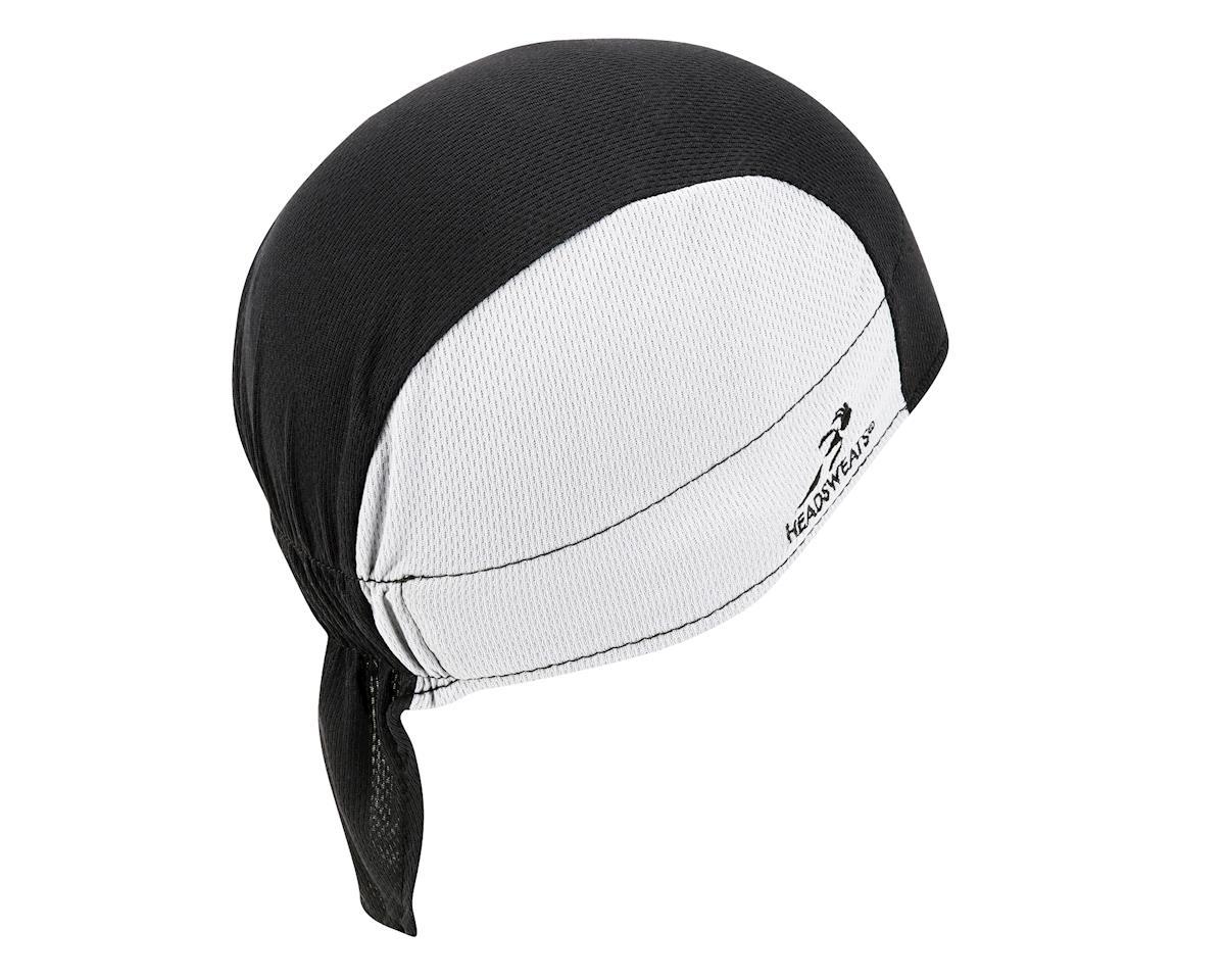 Image 1 for Headsweats Clothing Bandana H/S Shorty Blk/Gry