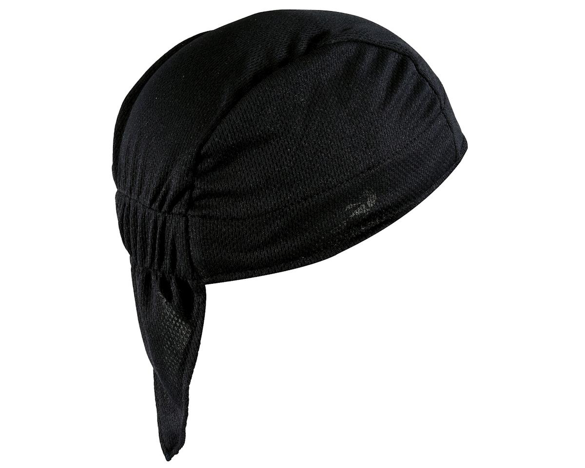 Headsweats Super Duty Shorty Headband: One Size, Black with Gears