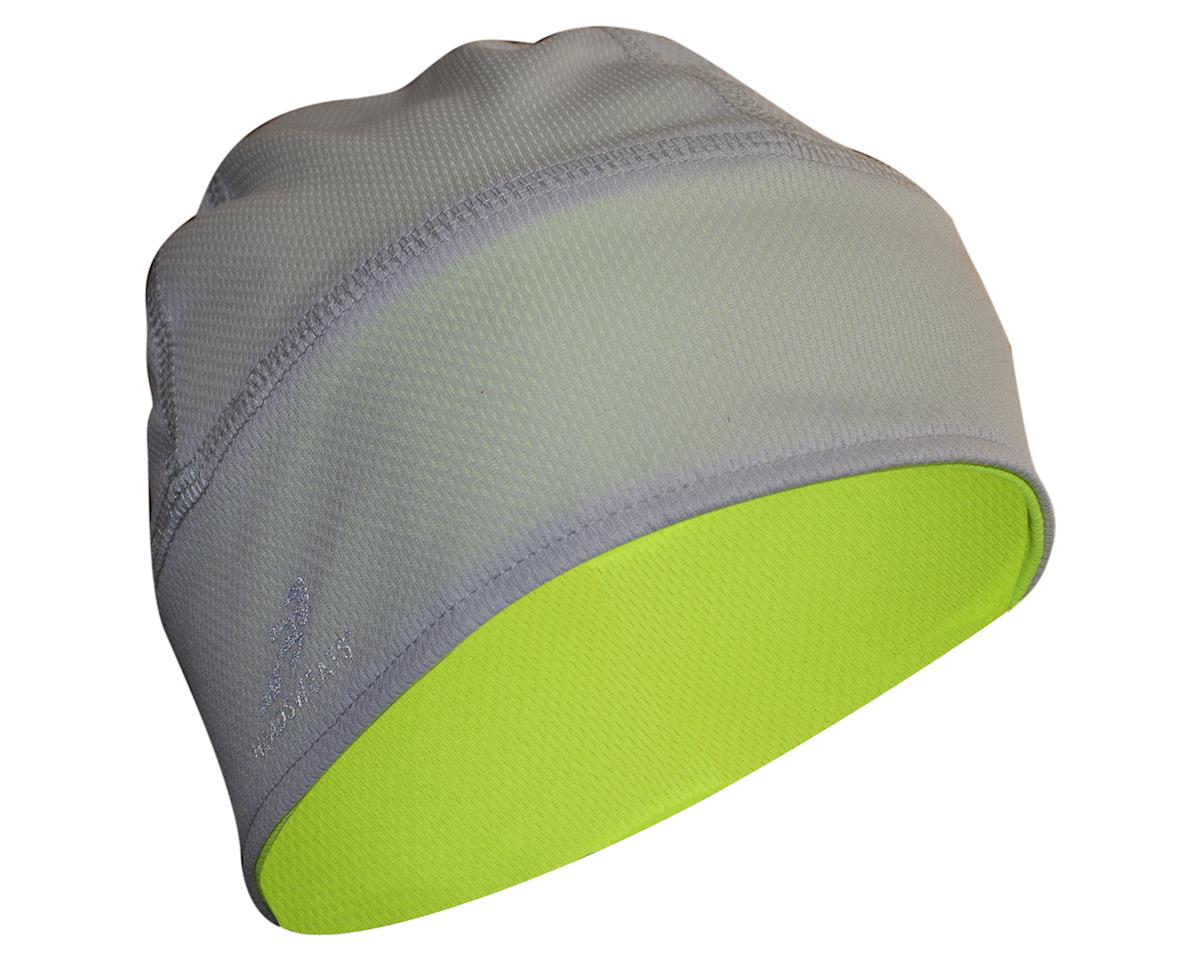 Headsweats Multi-sport Reversible beanie (Graphite/Hi-Vis Yellow)