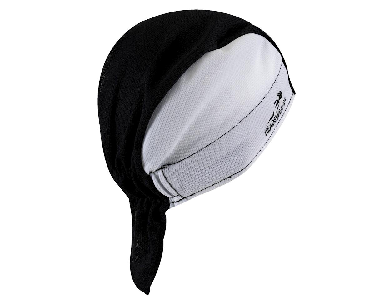 e44c3432f82 Headsweats CoolMax Shorty Skull Cap - Performance Exclusive (Black) (One  Size)