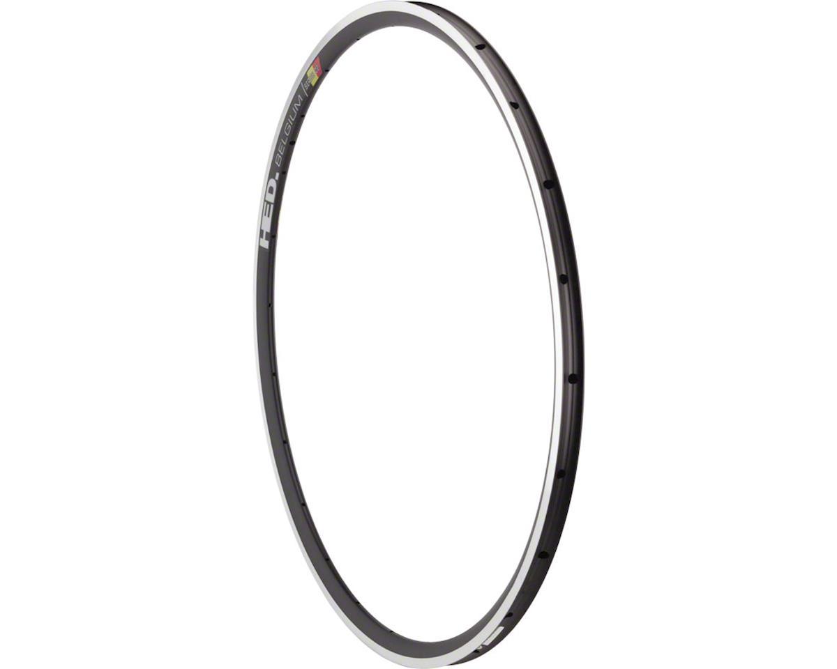 Hed Belgium C2 700c Tubular Rim (Black) (24H)