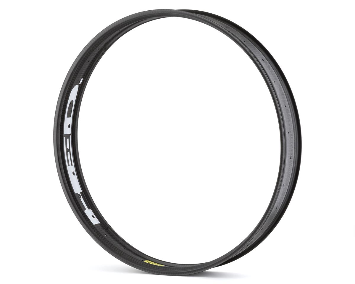 "Hed Big Deal Carbon Tubeless Ready Rim (Black) (32H) (26"") (85mm)"