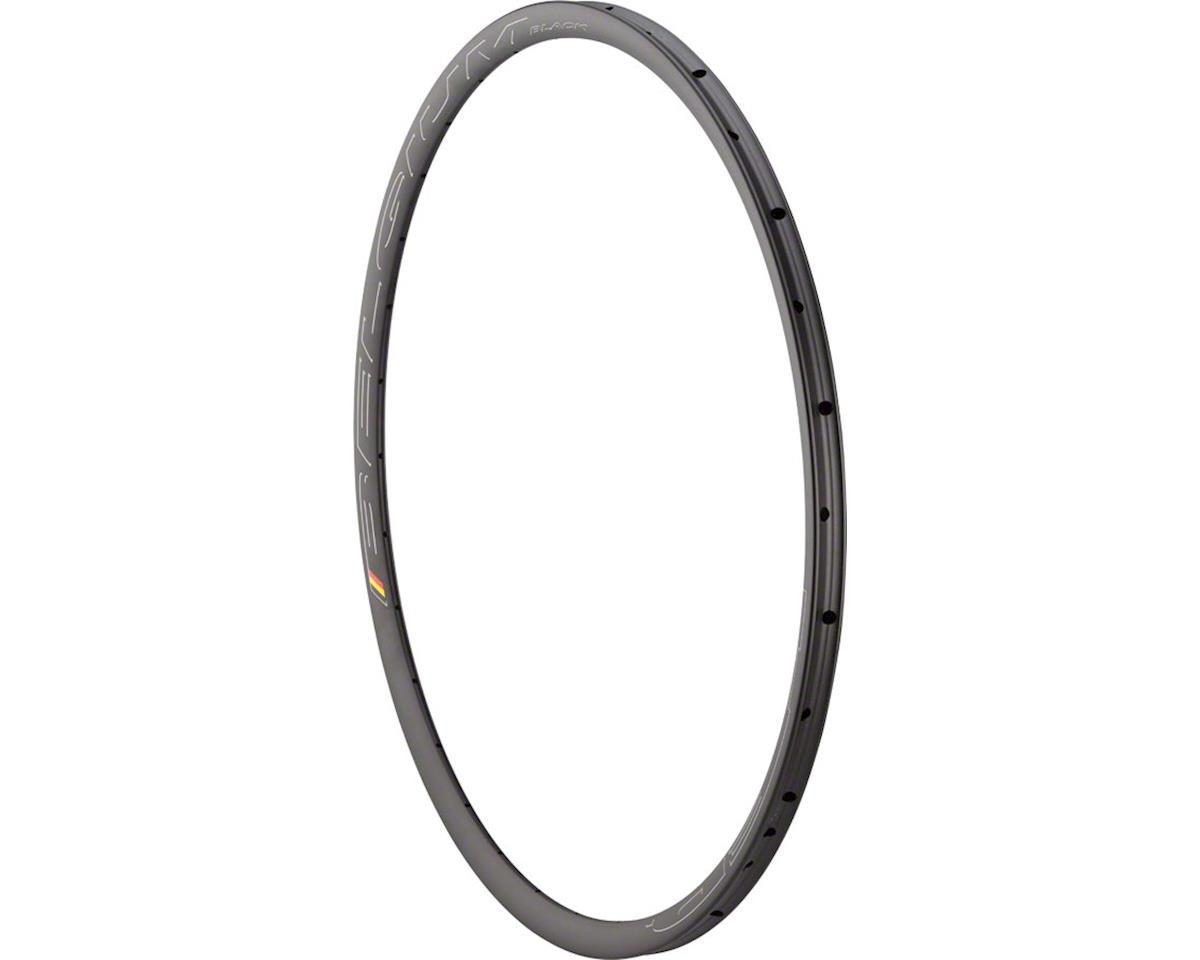 Belgium C2 700c Tubular Rim (Black) (28H) (non-MSW)