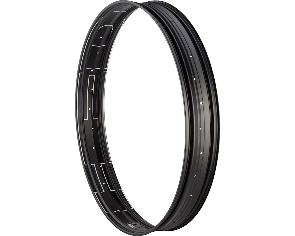 "Hed Big Aluminum Deal Clincher Rim (24"") (32H) (Black) (80mm)"