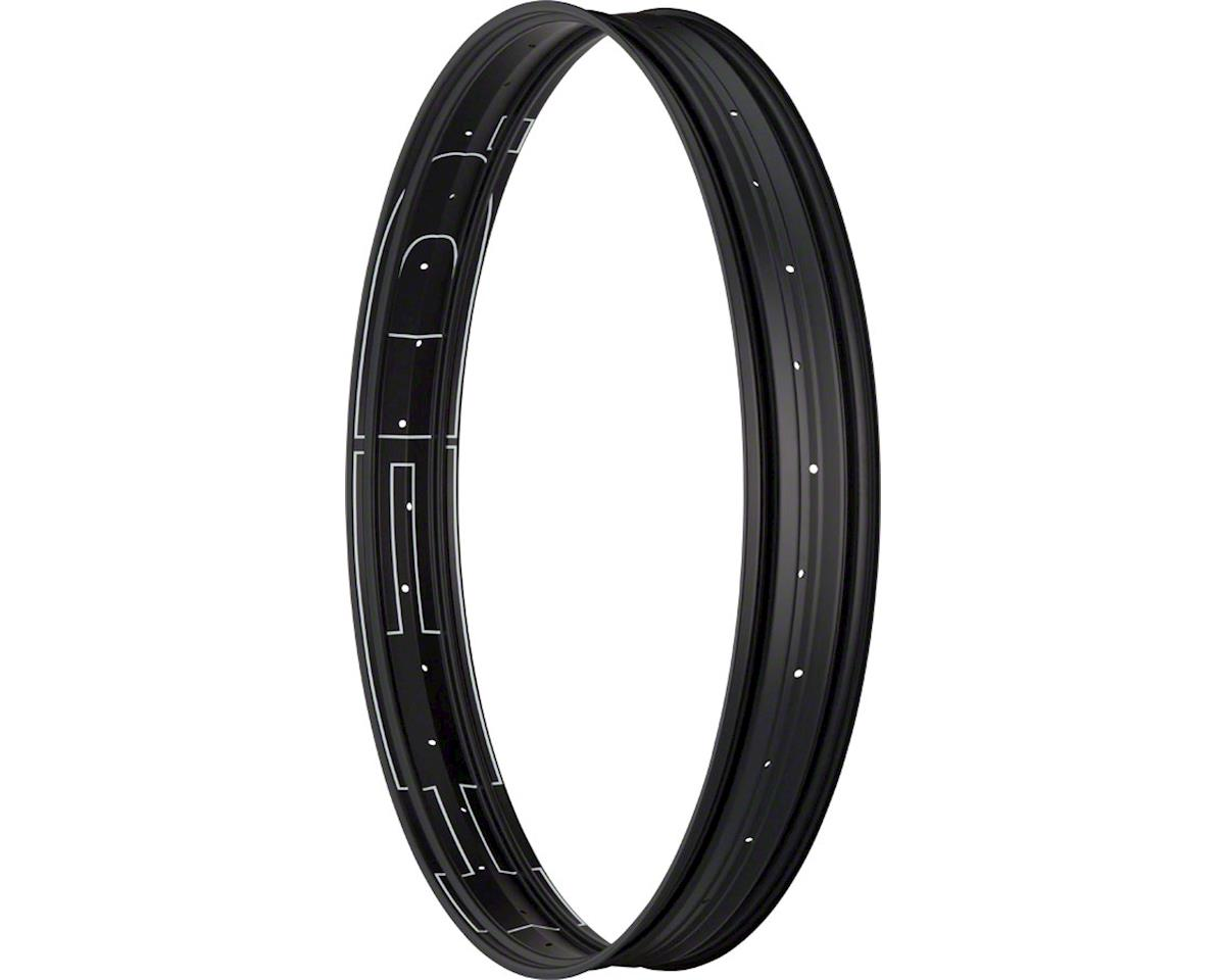 "Hed Big Aluminum Deal Clincher Rim (26"") (32H) (Black) (80mm)"