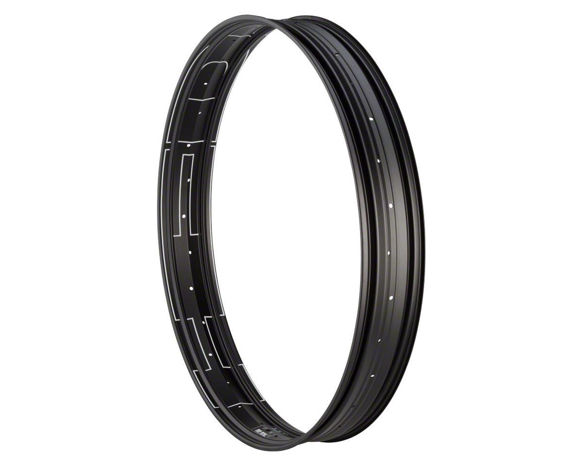 """Hed Big Aluminum Deal Clincher Rim (27.5"""") (32H) (Black) (80mm)"""