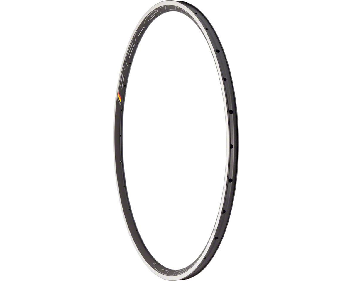 HED Big Aluminum Deal 80mm Clincher Rim 26 32h Black