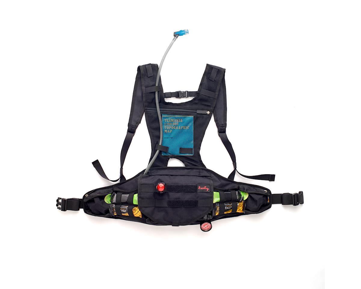 Henty Enduro 2.0 Hydration Backpack (3L Bladder) (Black)