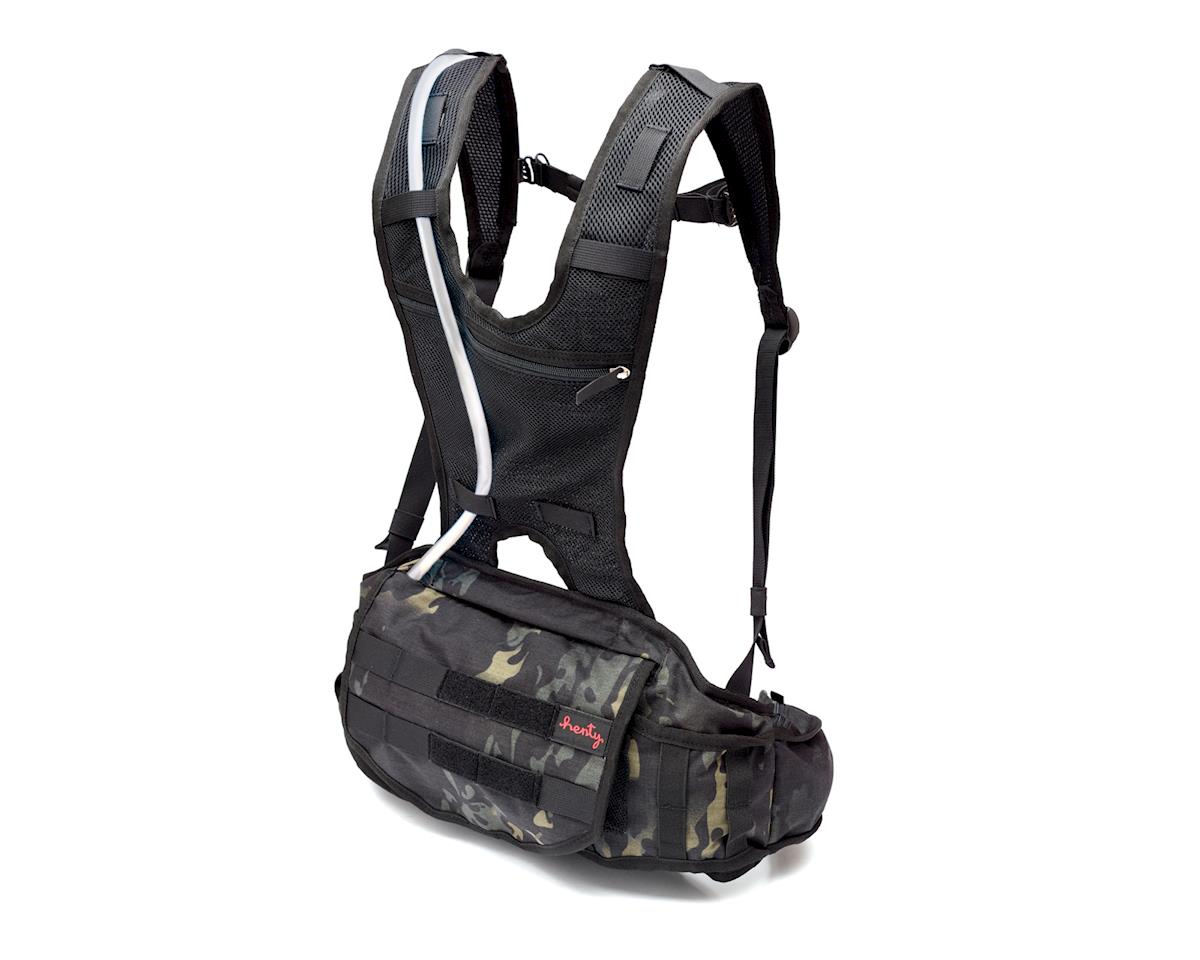Henty Enduro 2.0 Hydration Backpack (3L Bladder) (Camo)