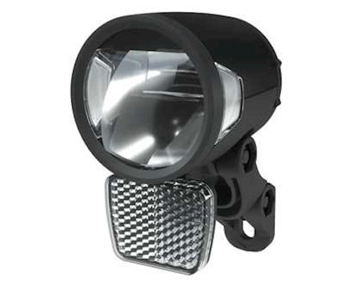 Herrmans H-Black MR8 Dynamo LED Head Light (Black)