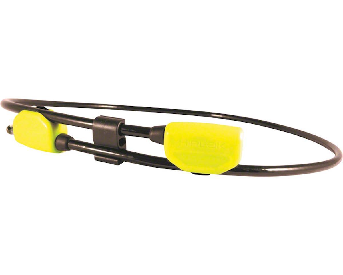 Hiplok POP Wearable Lock w/ Clip System (Lime) (6mm)