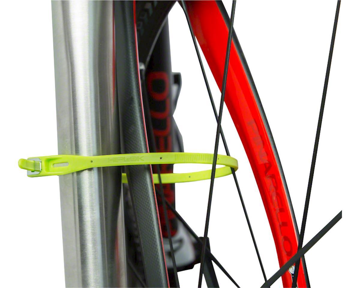 Hiplok Z-Lok Security Tie Lock Twin Pack (Lime)