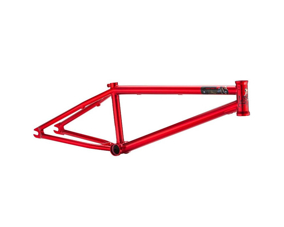 Hoffman Bikes Lady Luck Frame (Ben Hennon) (Red)