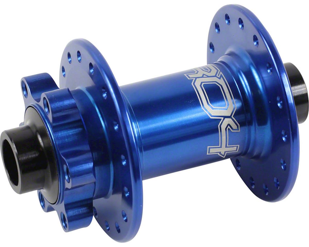 Hope Pro 4 Front Disc Hub (Blue) (32H) (15mm Axle)