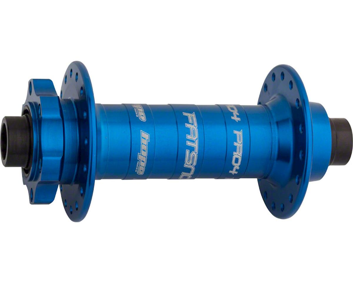Hope Fatsno Pro 4 Front Fat Bike Front Disc Hub (Blue) (32H) (15x150mm)