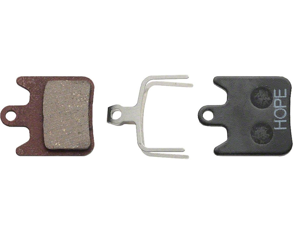 Hope X2 Organic Disc Brake Pad (2 Piston Pads)