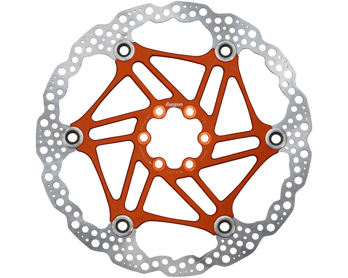 Hope Floating Disc Rotor (Orange)