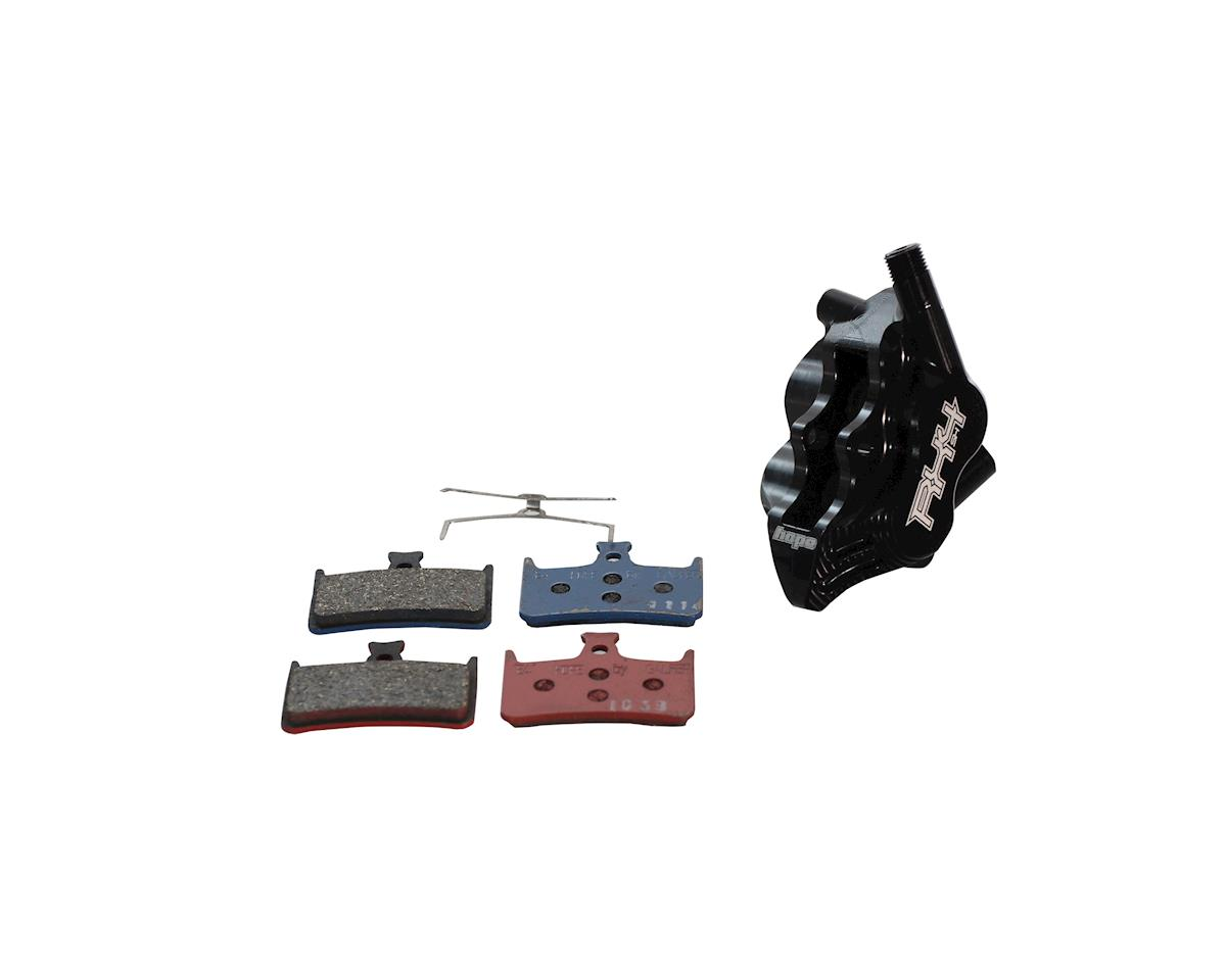 Hope RX 4 Complete Caliper (Rear Flat Mount 160) (Shimano)