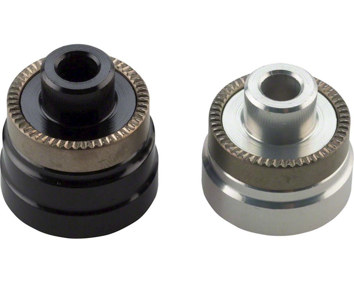 Hope Pro 2 /Pro 2 Evo/Pro 4 QR Rear End Caps (Converts to 10mm QR x 135mm)