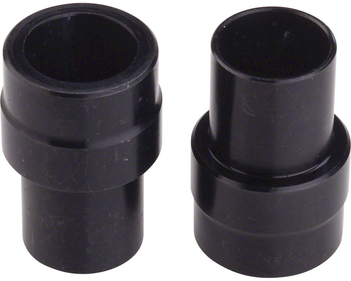 Hope Pro 2 Evo/Pro 4 Fatsno End Caps (Converts to 15mm x 135mm)