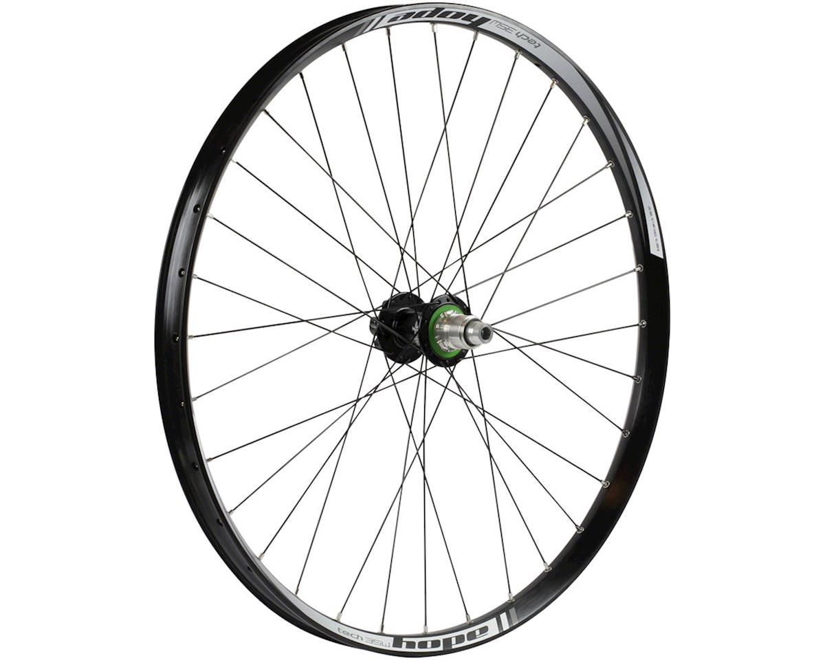 "Hope Tech Enduro Rear Wheel: 29"", 12mm x 148mm Boost Compatible, 32H, SRAM XD Fr"
