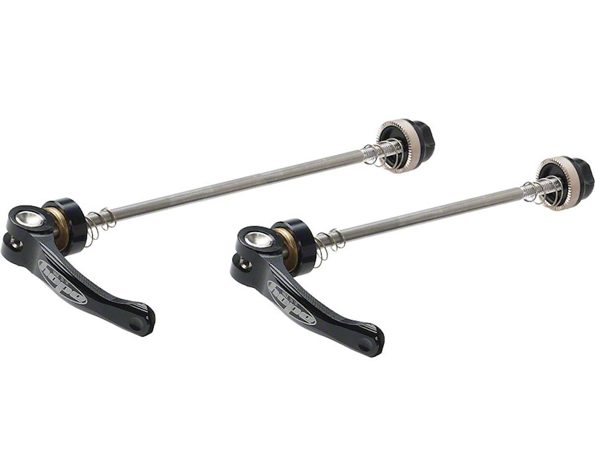 Hope Stainless Skewer Set (Black) (100mm/135mm)