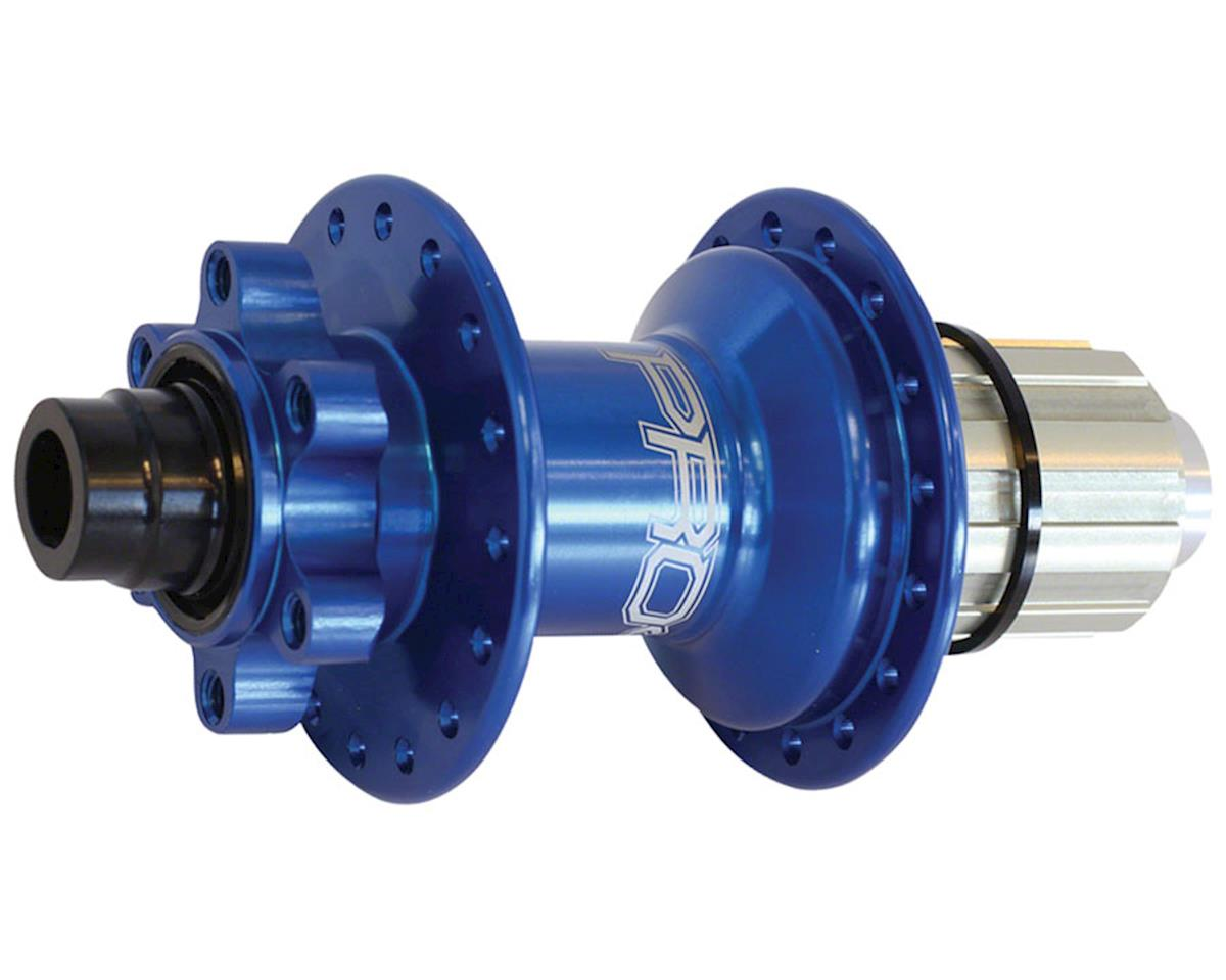 Hope Pro 4 Rear Disc Hub (Blue) (32H) (12x142mm)