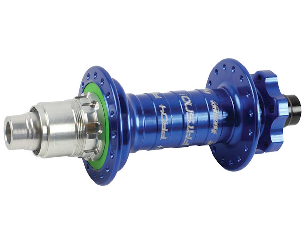 Hope Fatsno Pro 4 Rear Hub (Blue) (32H) (12x177mm XD)