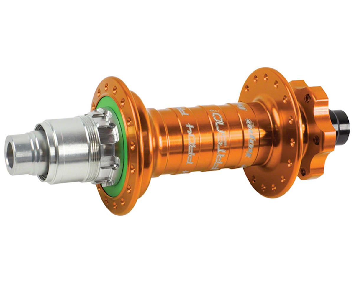 Hope Fatsno Pro 4 Rear Hub (Orange) (32H) (12x177mm XD)