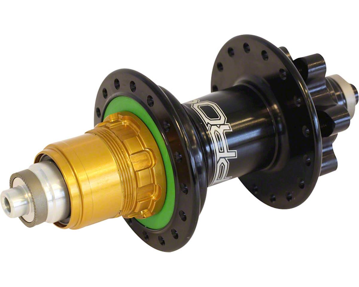 Hope Pro 4 Rear Disc Hub (Black) (32H) (QR 135mm XD)