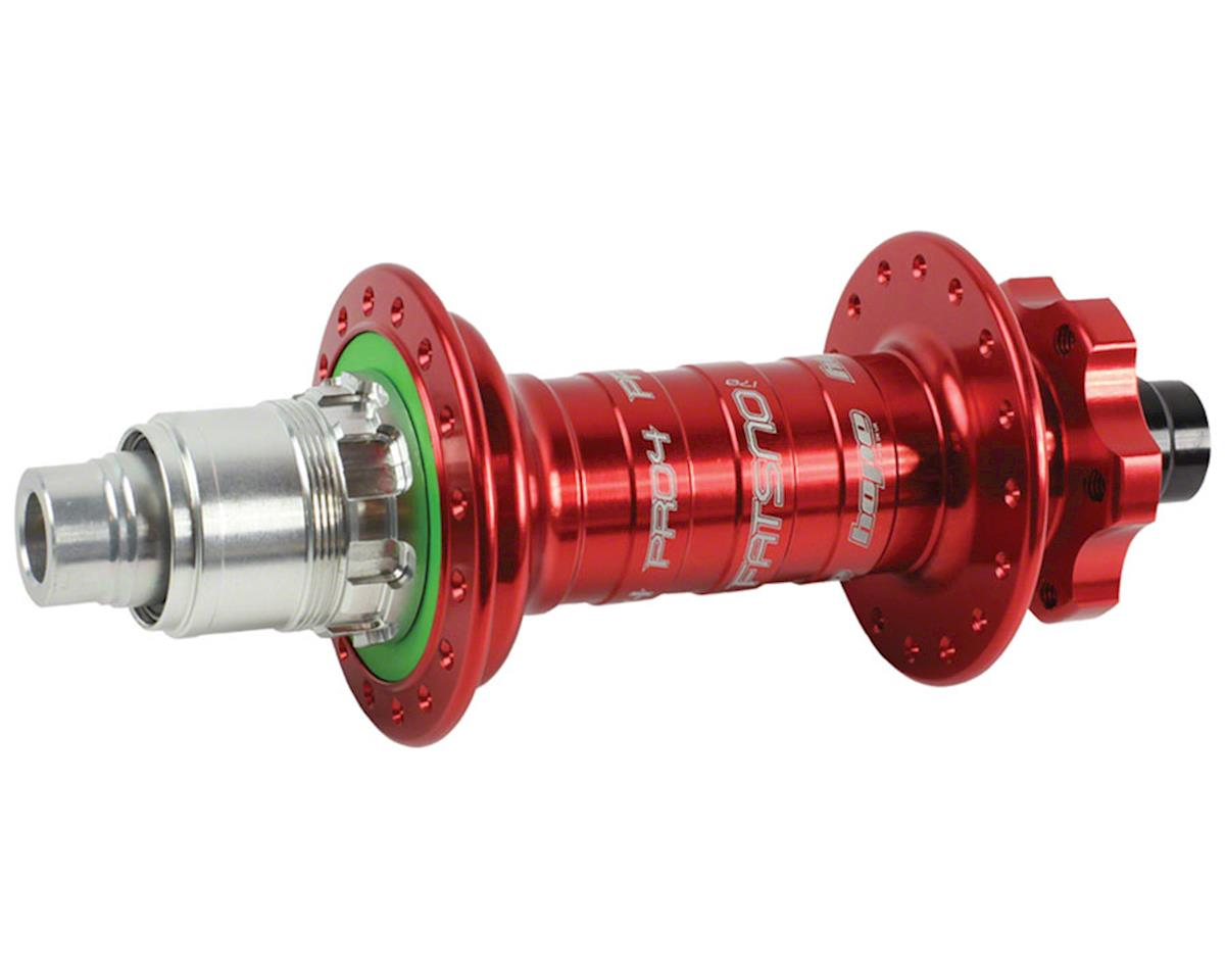 Hope Fatsno Pro 4 Rear Hub (Red) (32H) (12x177mm XD)