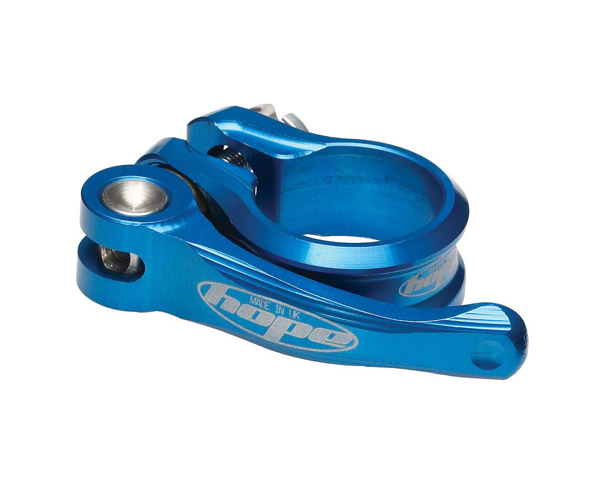 Hope QR Seatclamp (Blue) (31.8mm)