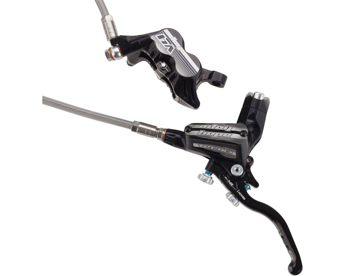 Hope Tech 3 V4 Brake (Black) (Front)
