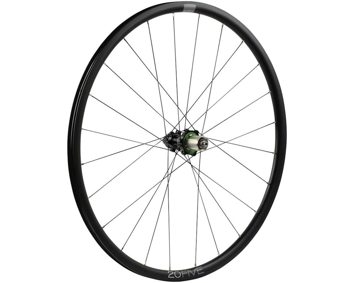 20Five Rear Wheel: 700C, RS4 Centerlock, 24H, Straight Pull Spokes, Black,