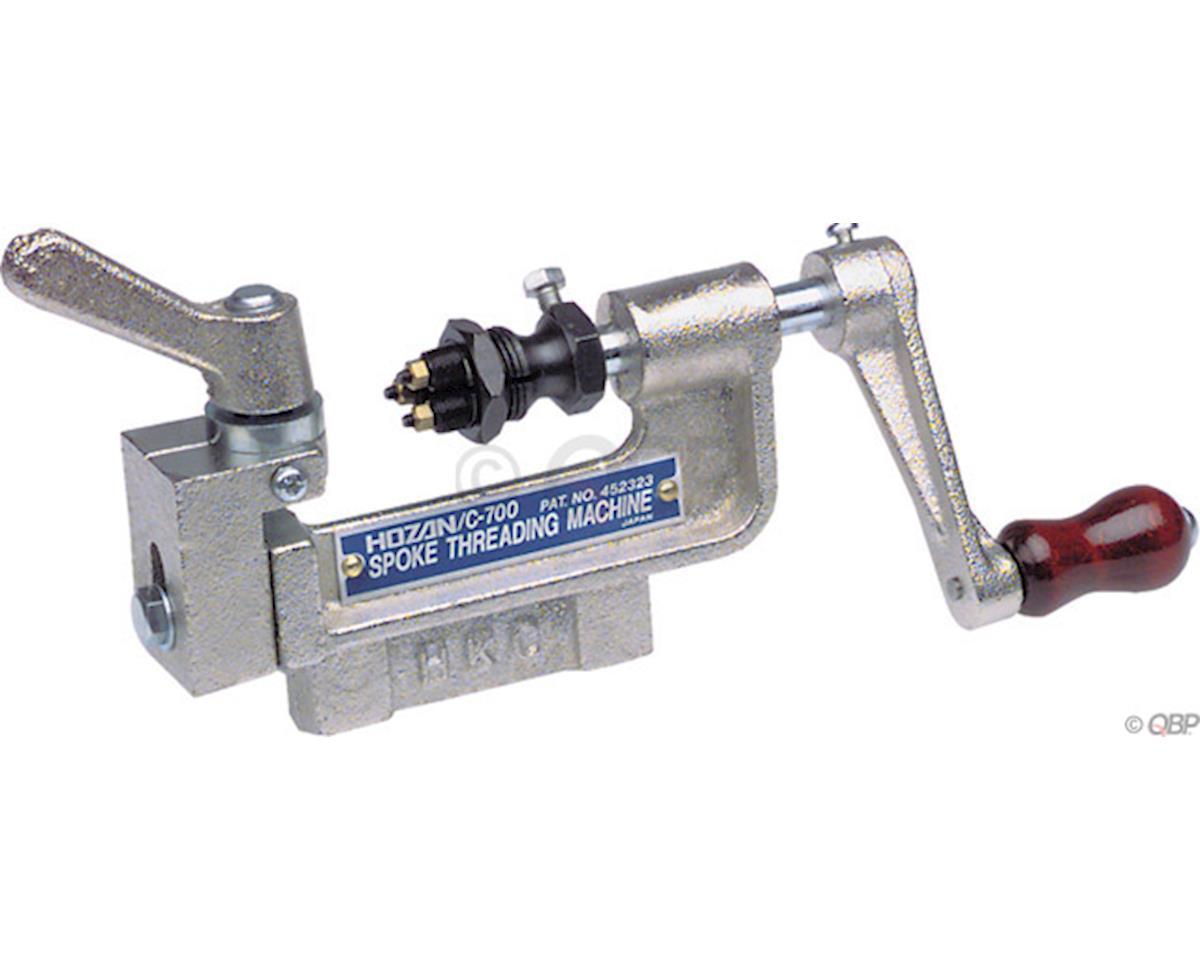 Hozan C-700 Spoke Threader: 14 and 15 Gauge