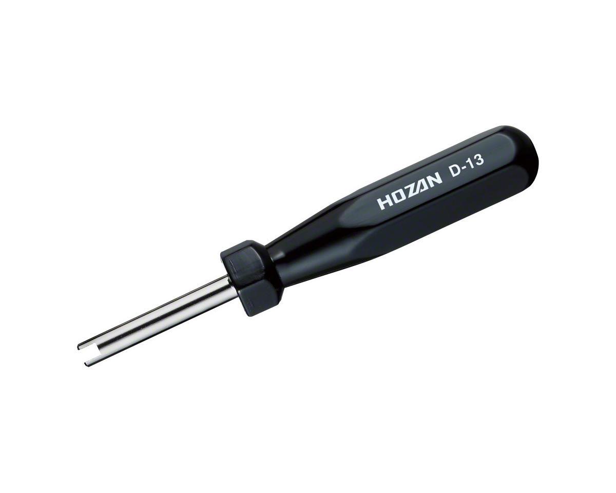 Hozan D-13 Valve Core Screwdriver, fits Schrader