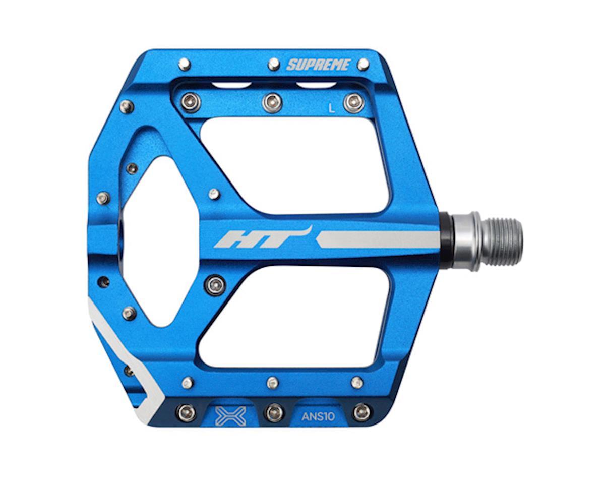 HT ANS10 SupremePlatform Pedals (Royal Blue) (CrMo)