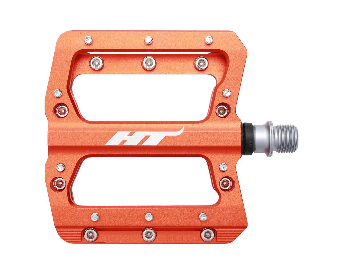 "AN14A  Platform Pedal: 9/16"" Orange"
