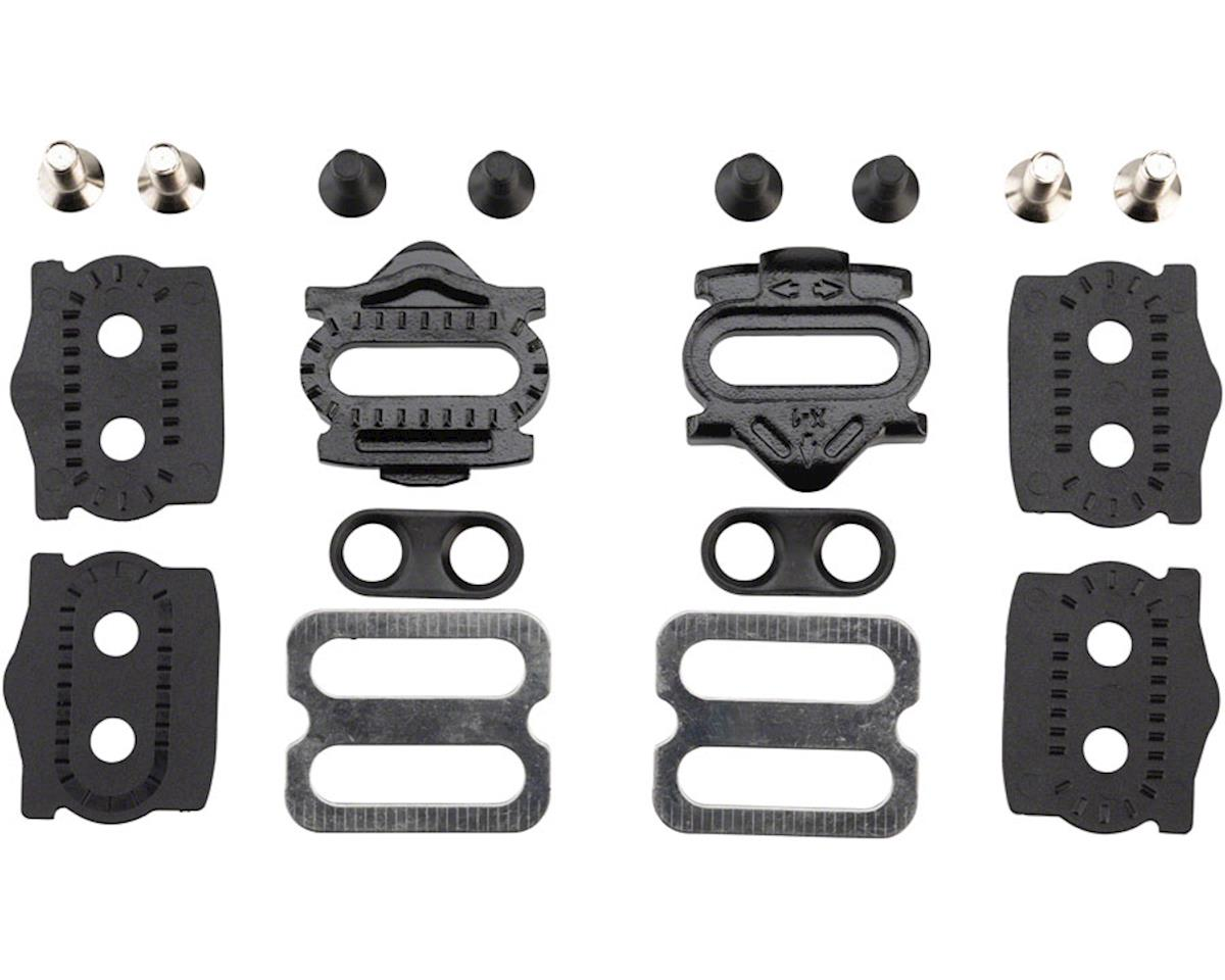 4 Degree Float HT Pedals X1E Cleats