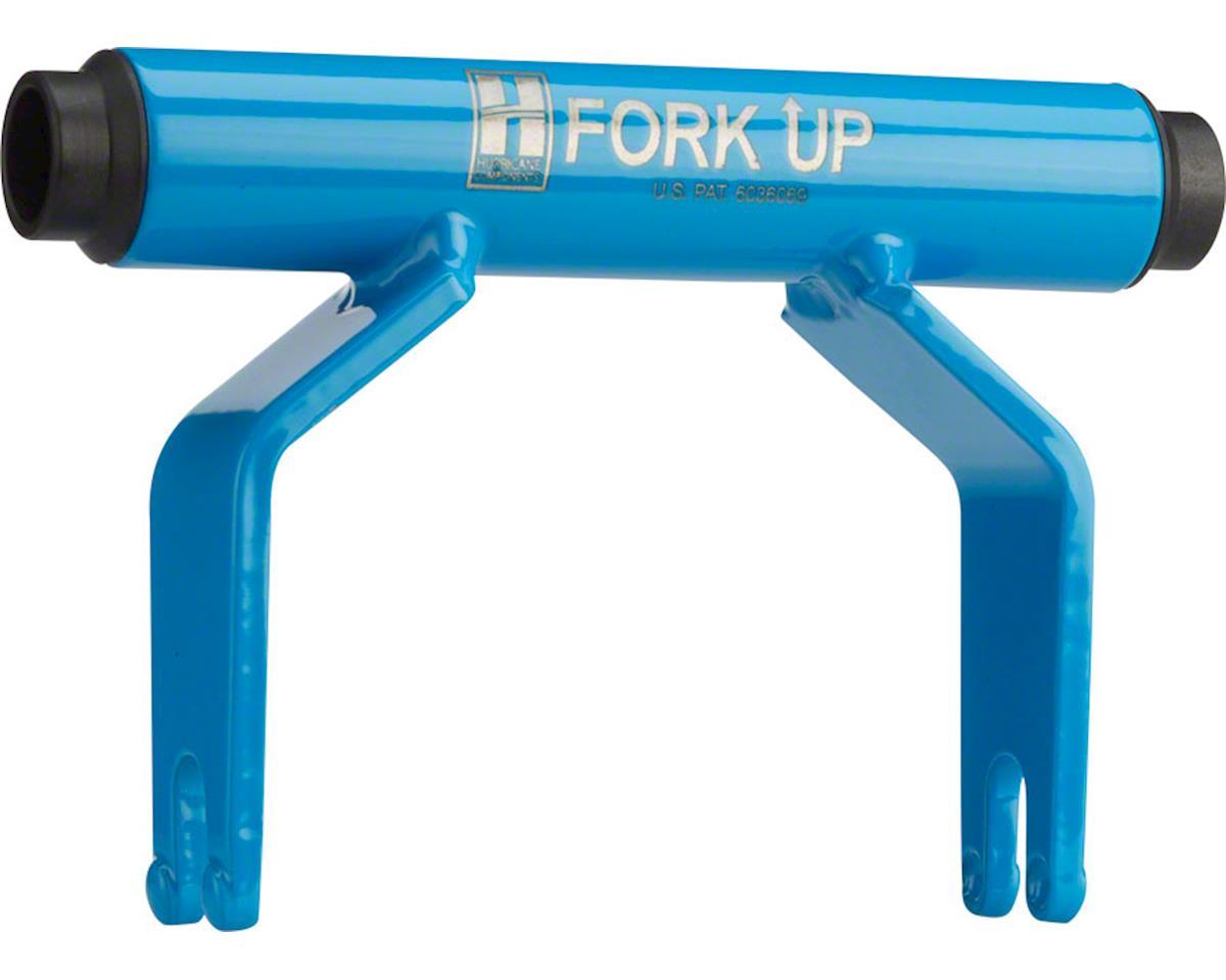Hurricane Brutus Fat Bike Fork Up Adaptor Fits 15mm x 150mm Thru-Axle Forks
