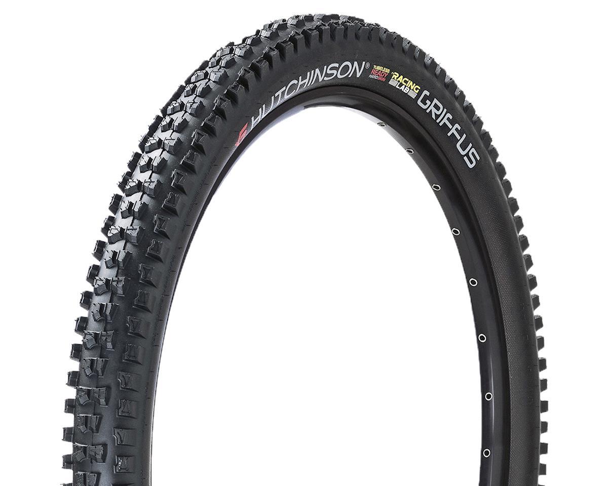 Hutchinson Griffus RLab Tubeless Mountain Tire (Black/Brown) (27.5 x 2.4)